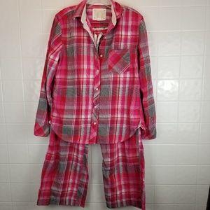 Victoria's Secret Intimates & Sleepwear - Victorias Secret size small button down pajama set